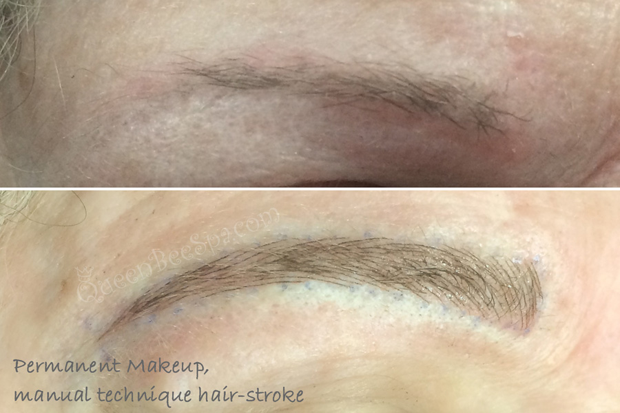 Micropigmentation Eyebrow