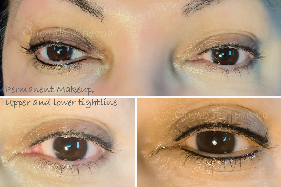 Micropigmentation Eyeliner